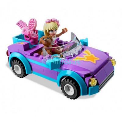 Lego Friends - Stefanie kabrioletas [analogas]