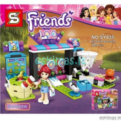 Lego Friends - Sporto šventė [analogas]