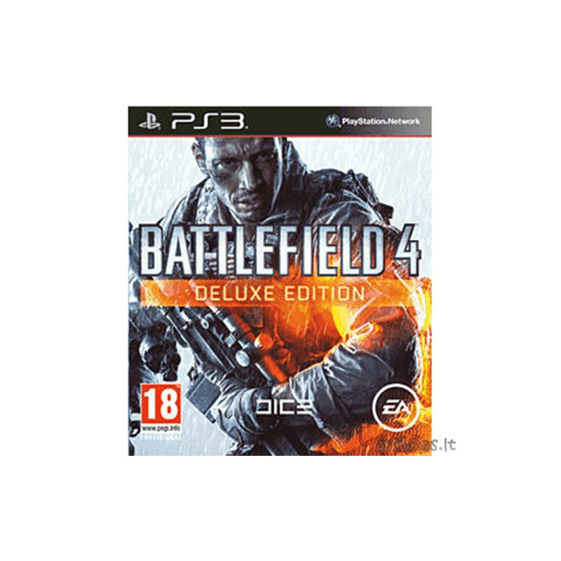 PS3 Battlefield 4 [deluxe edition]