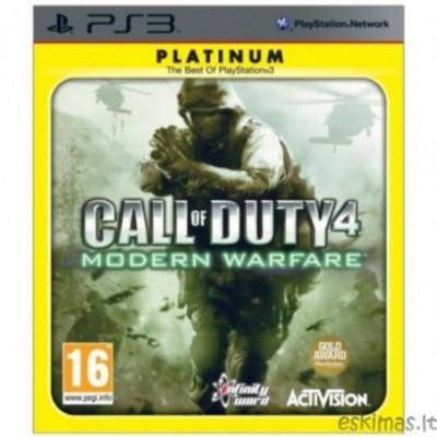 PS3 Call of Duty 4: Modern Warfare [platinum]