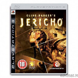 PS3 Clive Barker's Jericho