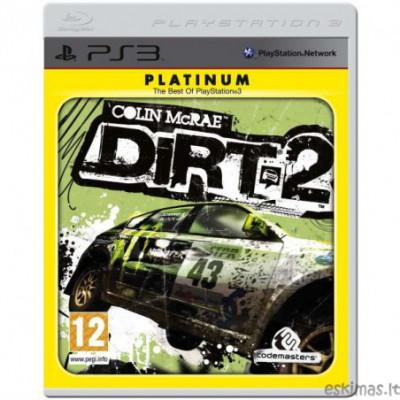 PS3 Colin McRae Dirt 2 [platinum]