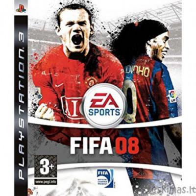PS3 FIFA 08