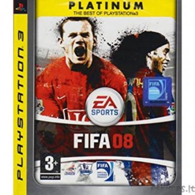 PS3 FIFA 08 [platinum]