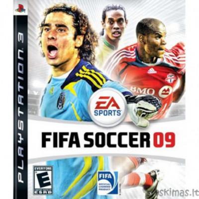 PS3 FIFA SOCCER 09