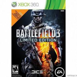 XBOX 360 Battlefield 3 [limited edition]