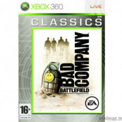 XBOX 360 Battlefield Bad Company [classics]