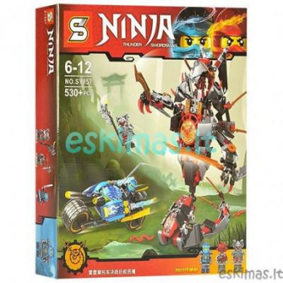 Lego Ninjago - karių rinkinys [analogas]