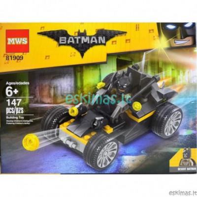 Lego Batman - dykumos batman [analogas]