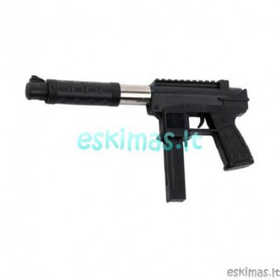 Žaislinis šautuvas šaudantis 6mm kulkomis - Uzis