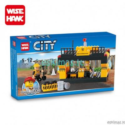 Lego City - Statybų aikštelė [analogas]