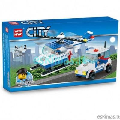 Lego City - Policijos technika [analogas]
