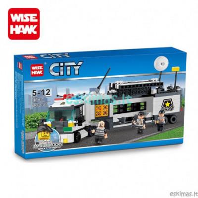 Lego City - Policijos sunkvežimis [analogas]