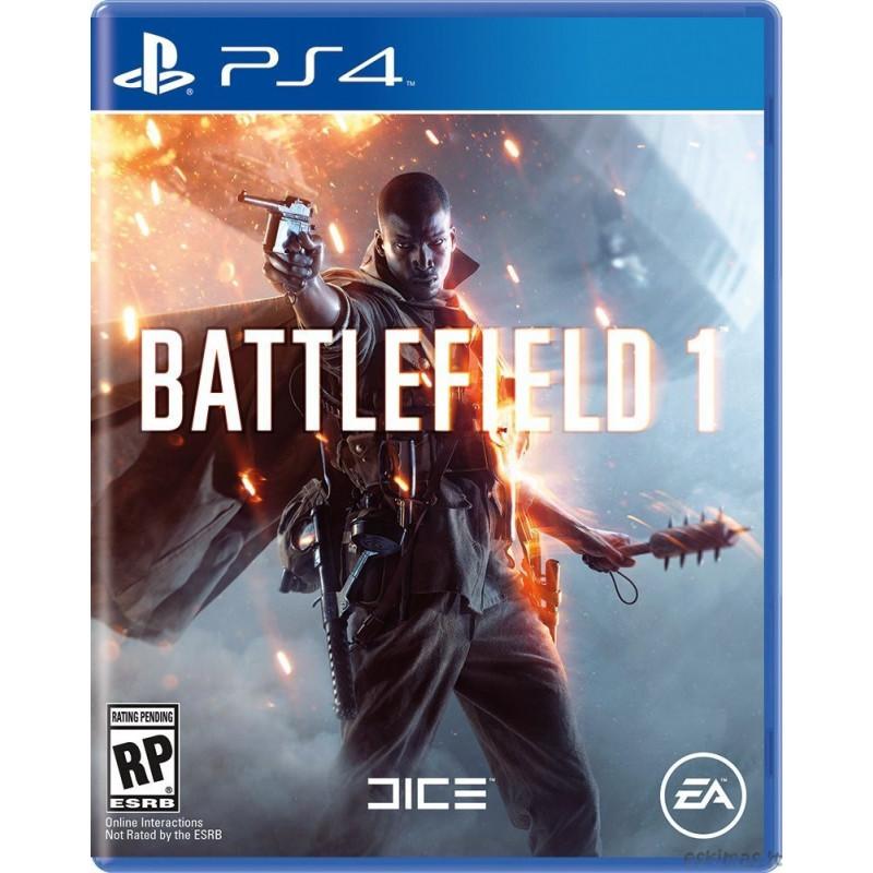 PS4 Battlefield One