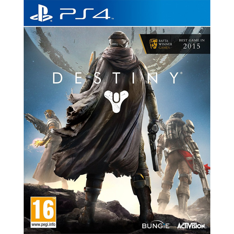 PS4 The Destiny