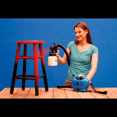 Elektrinis dažų purkštuvas - Paint Zoom