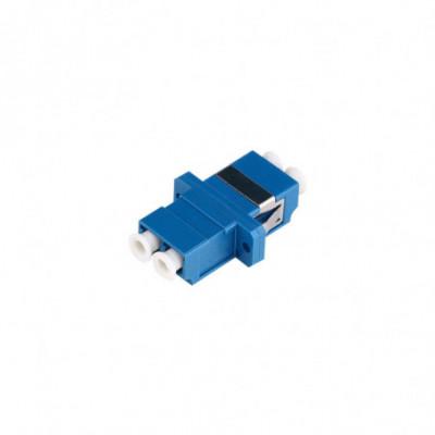 LC duplex adapter blue s'mode