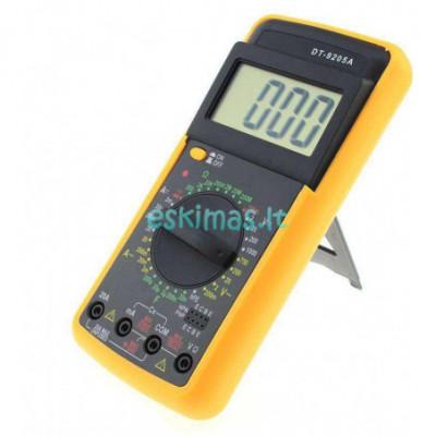 Skaitmeninis multimetras DT9205A