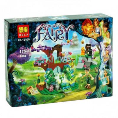 Bela Fairy - Magiškas kristalas [Lego Elves analogas]