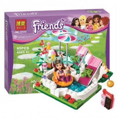 Lego Friends - Lauko baseinas [analogas]