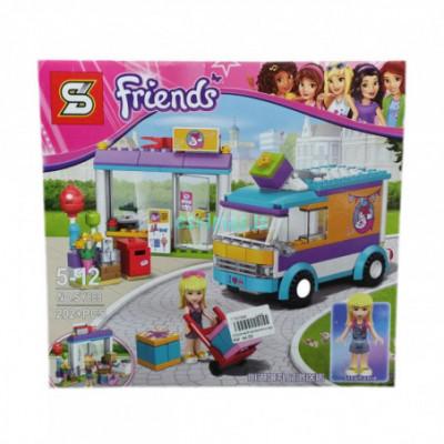 Lego Friends - Krovininė mašina [analogas]
