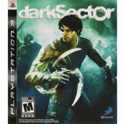 PS3 Dark Sector BLUS 30116