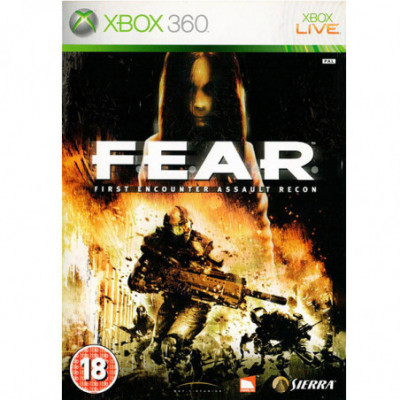 XBOX 360 FEAR first encounter assault recon