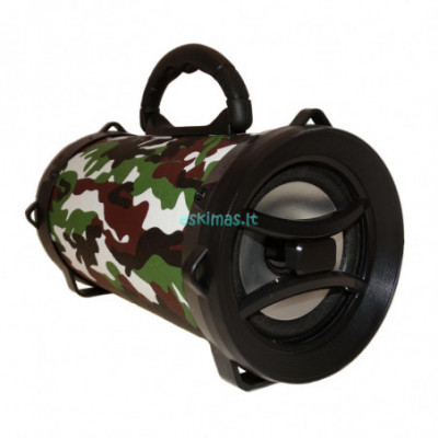 Kolonėlė Bluetooth Portable Speaker JDA-068
