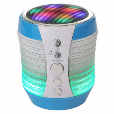 Kolonėlė Bluetooth WSTER WS-1805 mėlyna