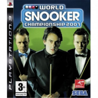 PS3 World Snooker Championship 2007