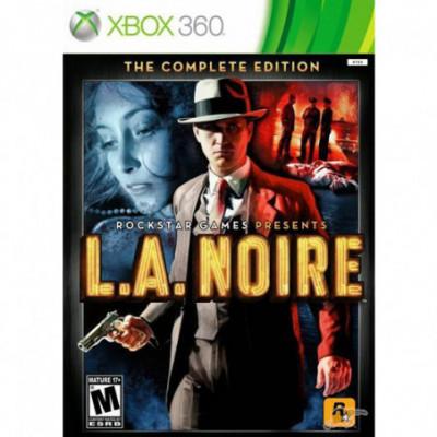 XBOX 360 L.A. Noire [the complete edition]
