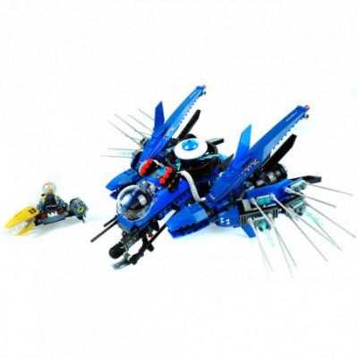 Lego Ninjago - Griaustinio lėktuvas [analogas]