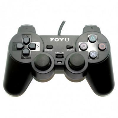 Playstation 2 ir PC laidinis žaidimų pultelis