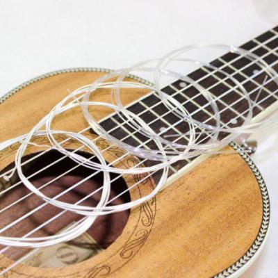 Gitaros stygų komplektas klasikinei