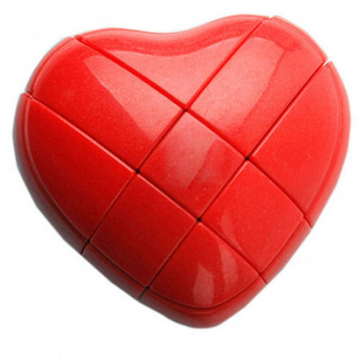 Rubiko stiliaus galvosūkis Širdis