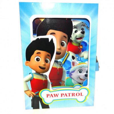 Paw patrol dienoraštis