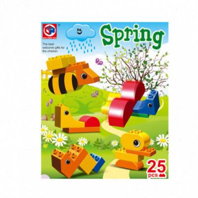 Spring Blocks paradise - LEGO analogas
