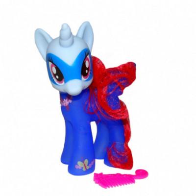 My lovely horse blue