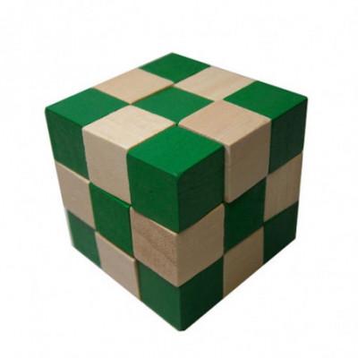 Rubiko kubas 5cm 3x3 dvispalvis