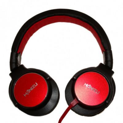 Laidinės ausinės Hanizu HZ-750 raudonos