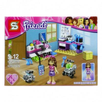 S Friends - Mini komplektai - Lego Friends [analogas] SY767B