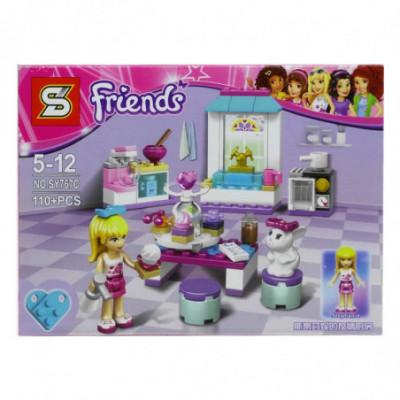 S Friends - Mini komplektai - Lego Friends [analogas] SY767C