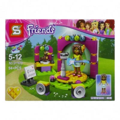 S Friends - Mini komplektai - Lego Friends [analogas] SY767D