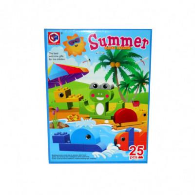 Summer Blocks paradise - LEGO analogas