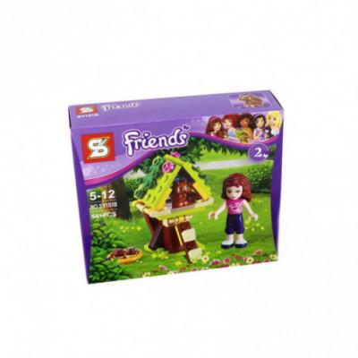S Friends - Mini komplektai - Lego Friends [analogas] SY151B