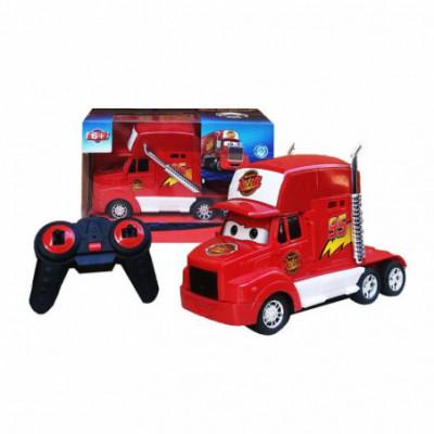 RB valdomas sunkvežimis Cars Mack