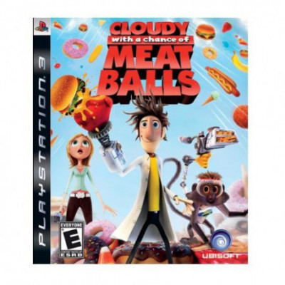 PS3 Cloudy with a chance of meat balls