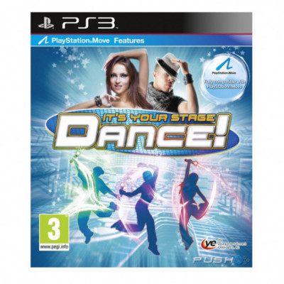 PS3 It's your stage dance!