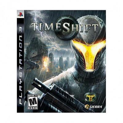 PS3 Timeshift