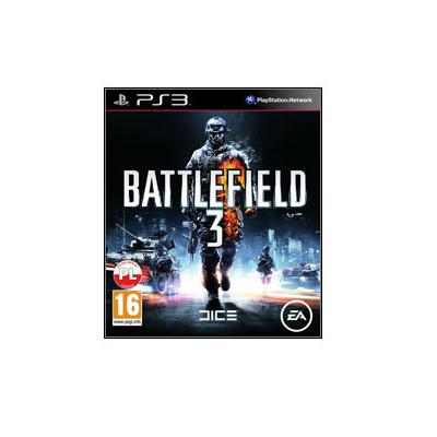 PS3 Battlefield 3 (Polska versija)